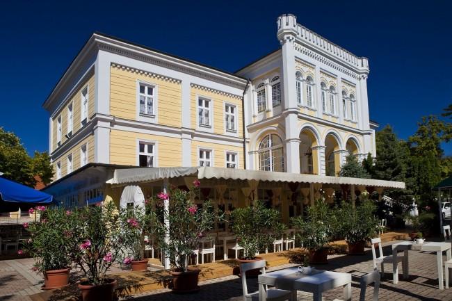 Astoria Hotel*** és Étterem, Balatonfüred
