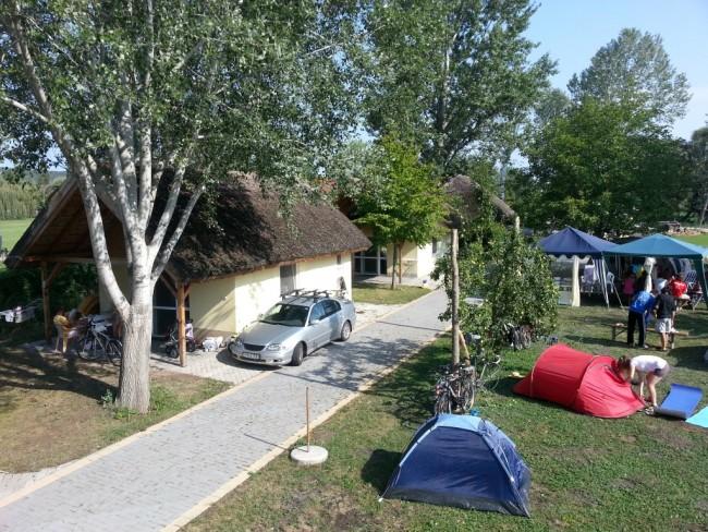 Balaton Center Kemping - Motel - Apartmanok, Balatonfűzfő