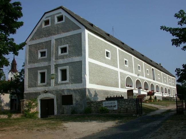 Granarius Étterem Udvarház, Dörgicse