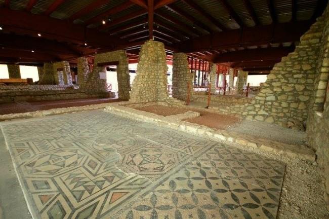 Baláca Római kori Villagazdaság és Romkert, Nemesvámos