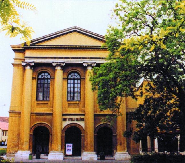 Nagy Gyula Galéria - volt Zsinagóga                                                                                                                   , Várpalota