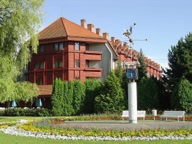 Hotel Solar, Nagyatád