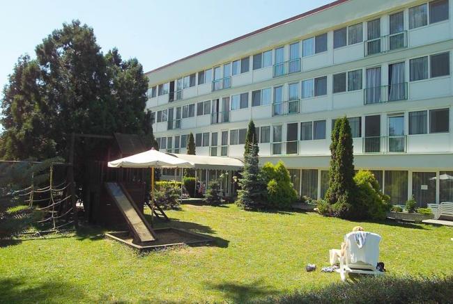 Mária Hotel, Balatonmáriafürdő