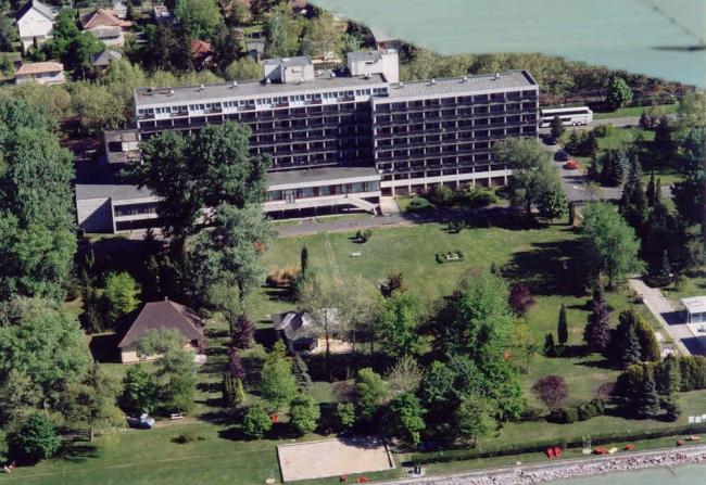 Riviera Park Hotel, Balatonföldvár