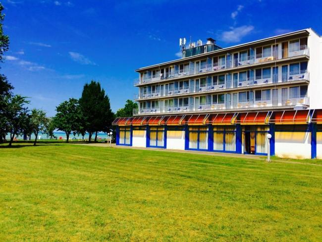 Part Hotel, Siófok