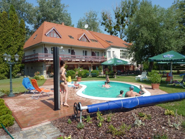 Zsanett Hotel*** Balatonkeresztúr, Balatonkeresztúr
