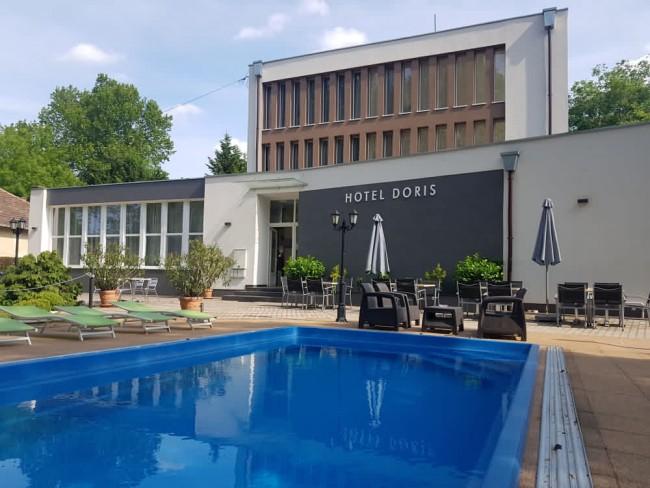 Doris Hotel***, Siófok