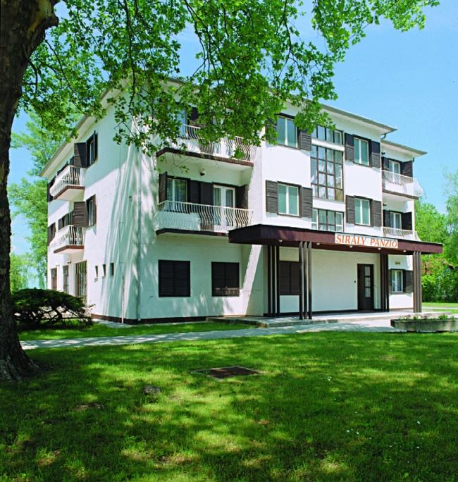 Sirály Hotel, Balatonlelle