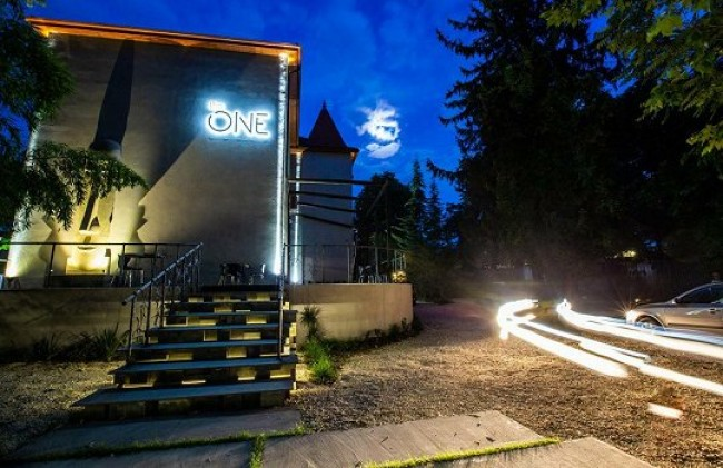 The One  Adults Only Boutique & Luxury Design Hotel, Siófok