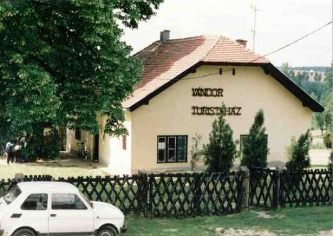 Vándor Turistaház, Zselickisfalud