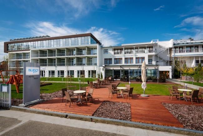Hotel Yacht**** Wellness & Business Siófok, Siófok