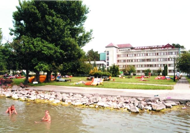 Hotel Fenyves, Balatonfenyves