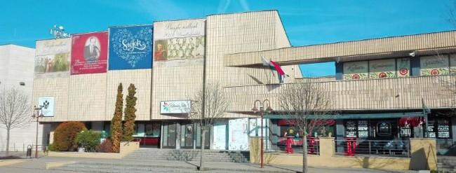 Kálmán Imre Kulturális Központ, Siófok