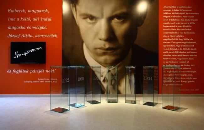 József Attila Emlékmúzeum, Balatonszárszó
