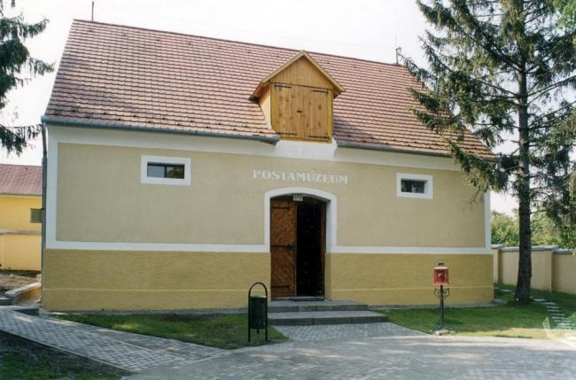Balatonszemesi Postamúzeum                                                                                                                            , Balatonszemes