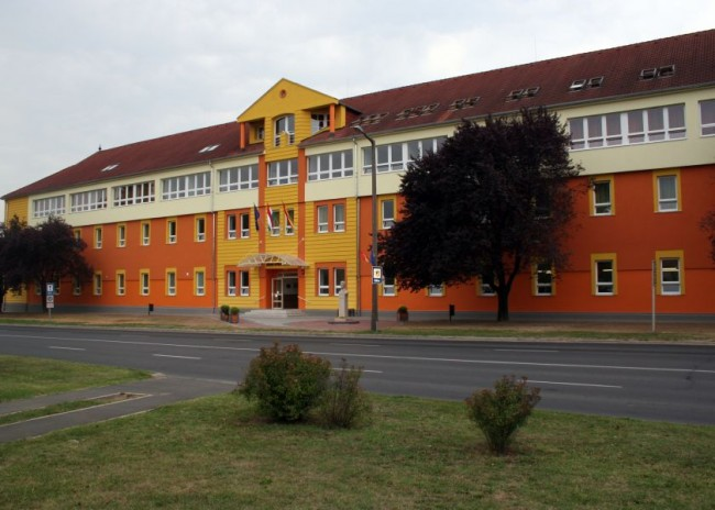 József Attila Kollégium, Nagyatád