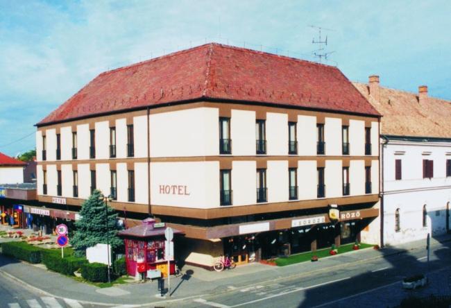 Hotel Oroszlán                                                                                                                                        , Szigetvár