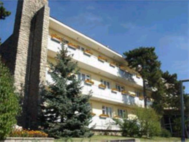Hotel Fenyves Panoráma - Étterem, Pécs