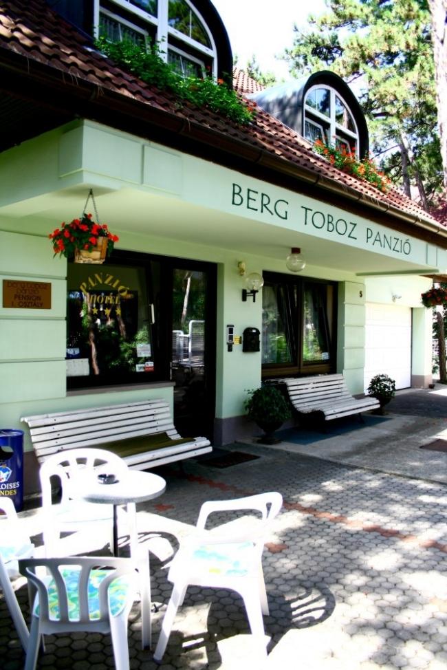 Berg Toboz Panzió                                                                                                                                     , Pécs