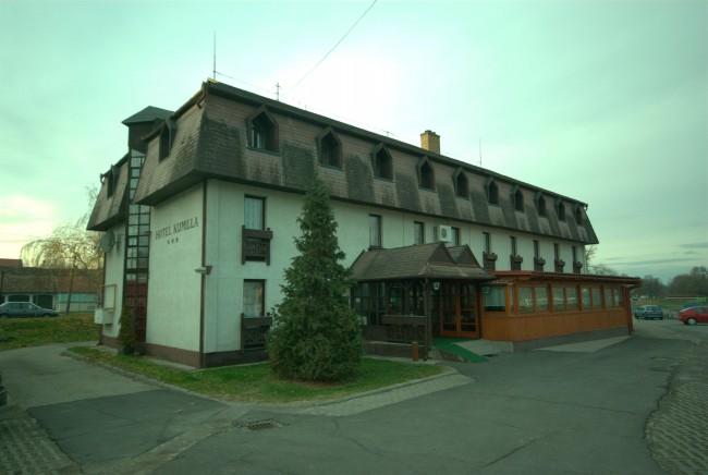 Hotel Kumilla, Szigetvár