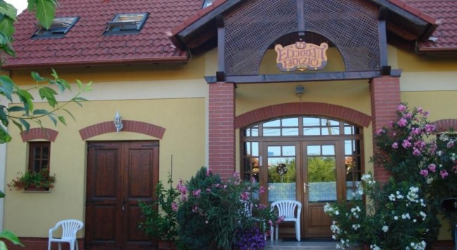 Eckhardt Vendégház, Villány