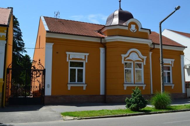 Bata Vendégház, Szigetvár