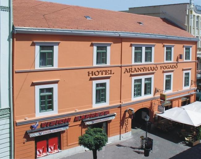 Aranyhajó Fogadó, Pécs