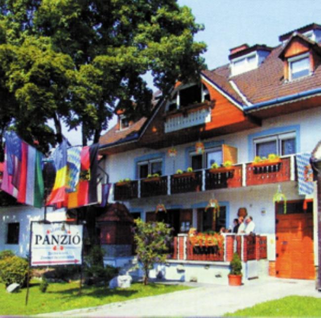 Lenzl's Panzió, Szigetvár