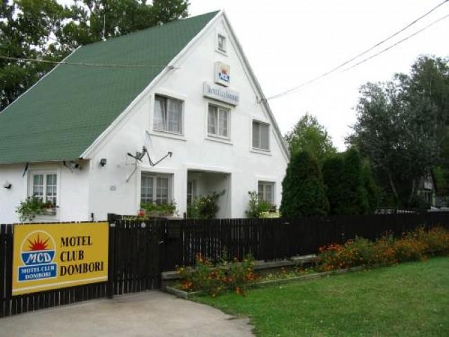 Motel Club Dombori, Fadd (Dombori)
