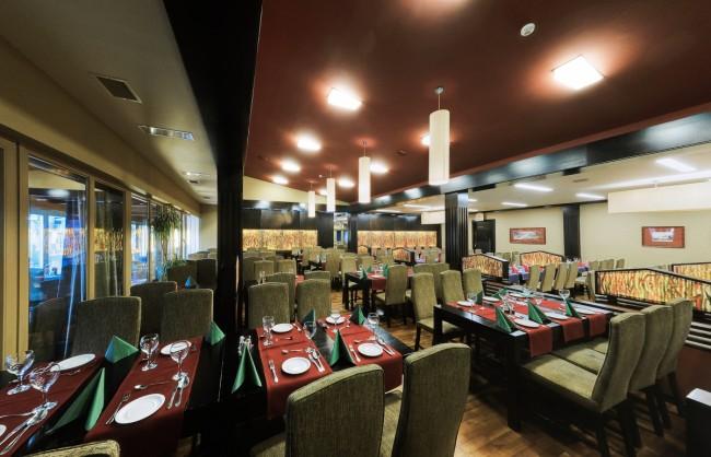 Sirály Restaurant, Visegrád