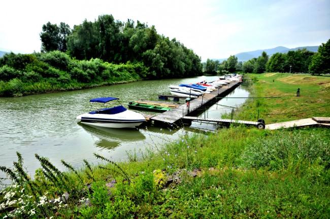 Sólyom Kemping és Yacht-kikötő, Nagymaros