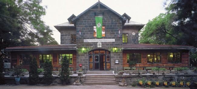 Báró Eötvös Loránd Menedékház Turistaház, Pilisszentkereszt (Dobogókő)
