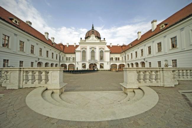 Gödöllői Királyi Kastély - Grassalkovich-kastély, Gödöllő