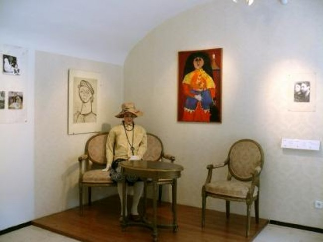 Ámos Imre – Anna Margit Emlékmúzeum -  Ferenczy Múzeumi Centrum, Szentendre