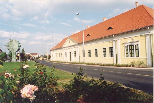 Magyar Földrajzi Múzeum<br/>Wimpffen-kúria                                                                                                            , Érd