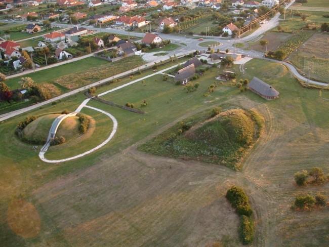 Régészeti Park, Százhalombatta