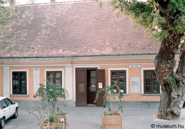 Boromisza Tibor Emlékház, Szentendre