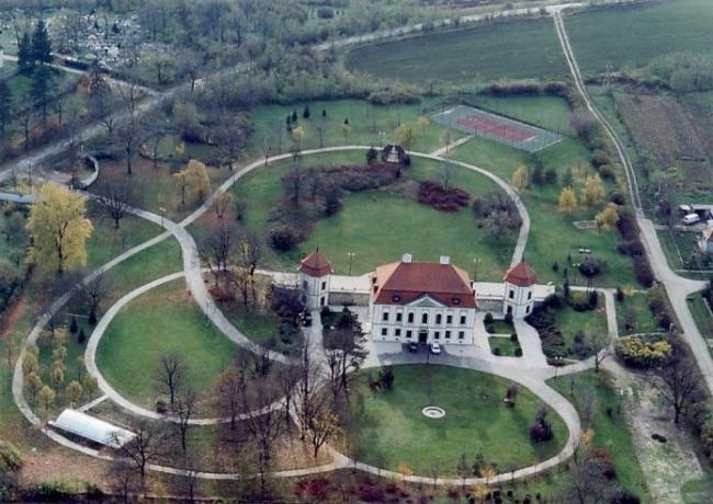 Erdőtarcsai Akadémiai Üdülő és Alkotóház, Erdőtarcsa
