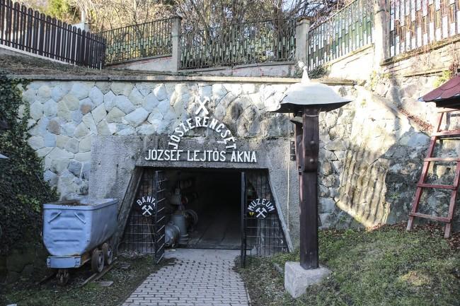 Bányászati Kiállítóhely, Salgótarján