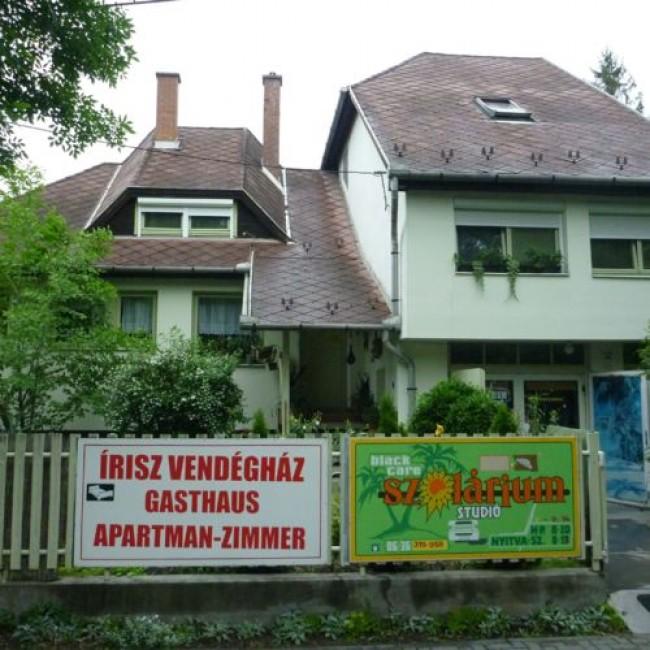 Irisz Vendégház, Eger