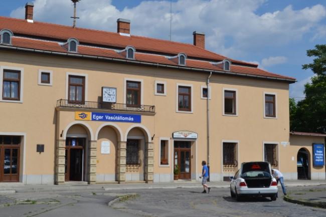 Lokomotiv Tourist Motel, Eger