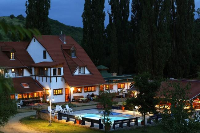 Nomád Hotel Stílusos Vidéki Szálloda & Glamping, Noszvaj