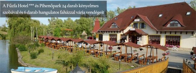 Fűzfa Hotel*** és Pihenőpark, Poroszló