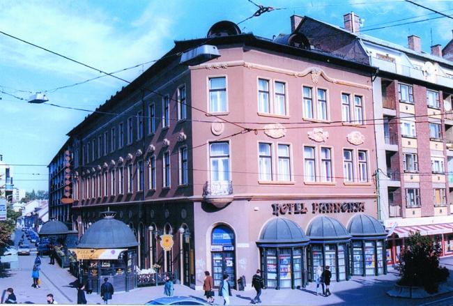 Hotel Pannónia                                                                                                                                        , Miskolc