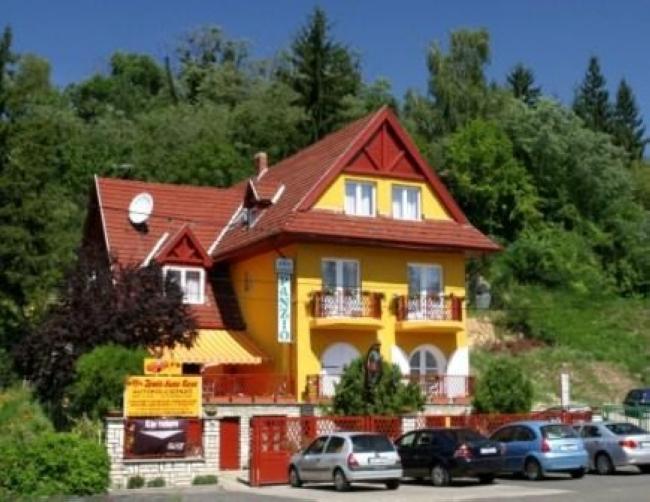 Zenit Panzió, Miskolc (Miskolctapolca)