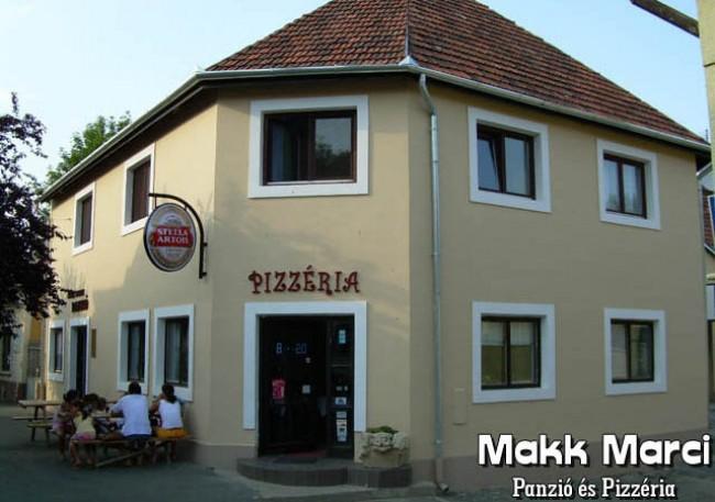Makk Marci Panzió és Pizzéria, Tokaj