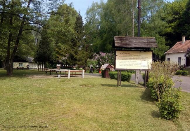 1.sz. Gyermek- és Ifjúsági Tábor, Telkibánya