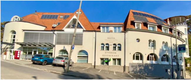 Bástya Konferencia & Wellness Hotel ***/****, Miskolc (Miskolctapolca)