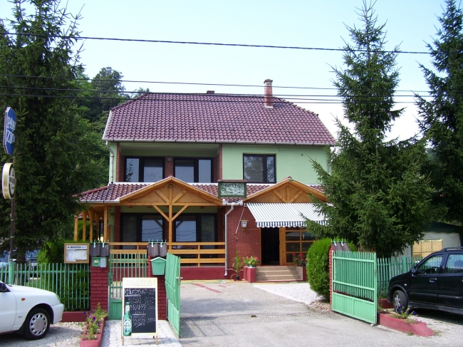 Aphrodite Panzió, Miskolc (Miskolctapolca)