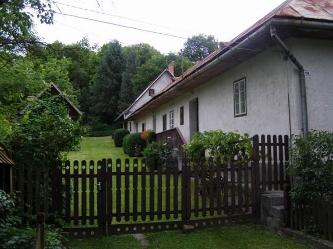 Veréb-Ház Telkibánya, Telkibánya